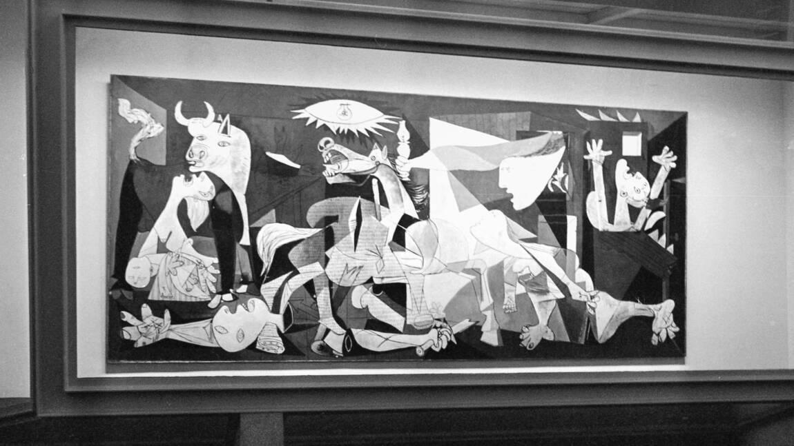 Pourquoi Picasso a peint Guernica ?