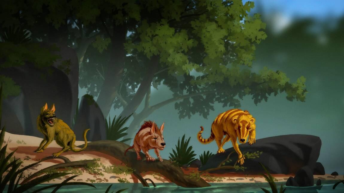 Découverte d'un mammifère vieux de 66 millions d'années baptisé d'après un personnage du Hobbit