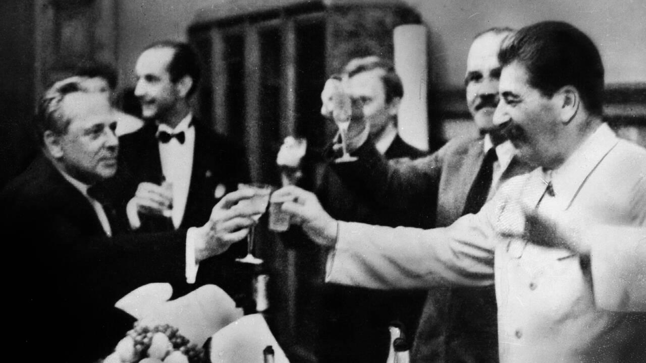 Pacte germano-soviétique : les coulisses de l'accord secret entre Hitler et Staline