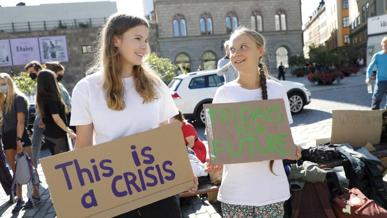 Greta Thunberg renonce à boycotter la COP26
