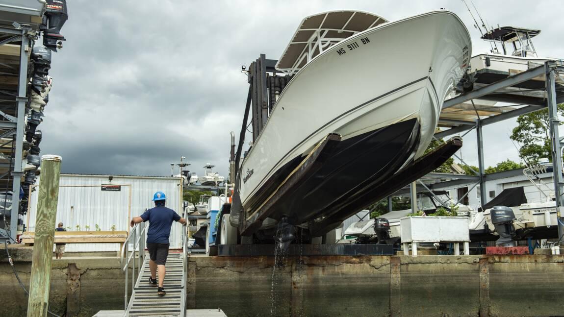 USA: risque d'ouragan en Nouvelle-Angleterre, région normalement épargnée