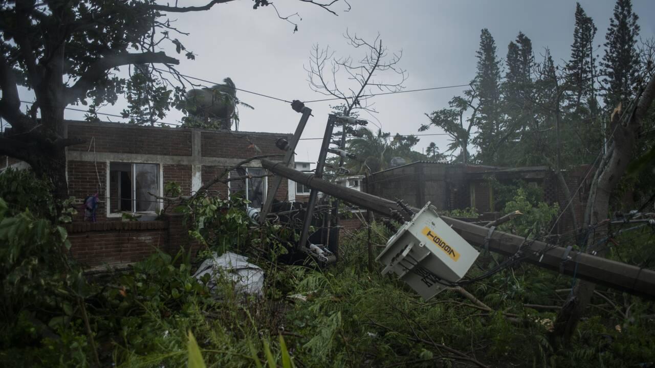 Mexique : 11 morts confirmés lors du passage de le tempête Grace