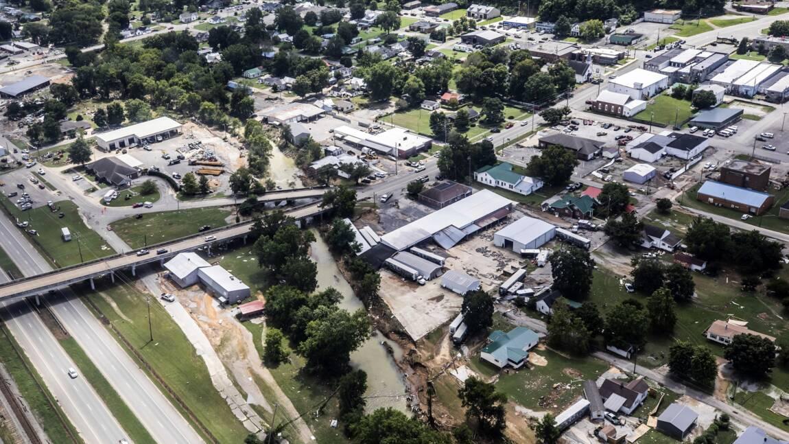 Etats-Unis: au moins 21 morts dans des inondations dans le Tennessee