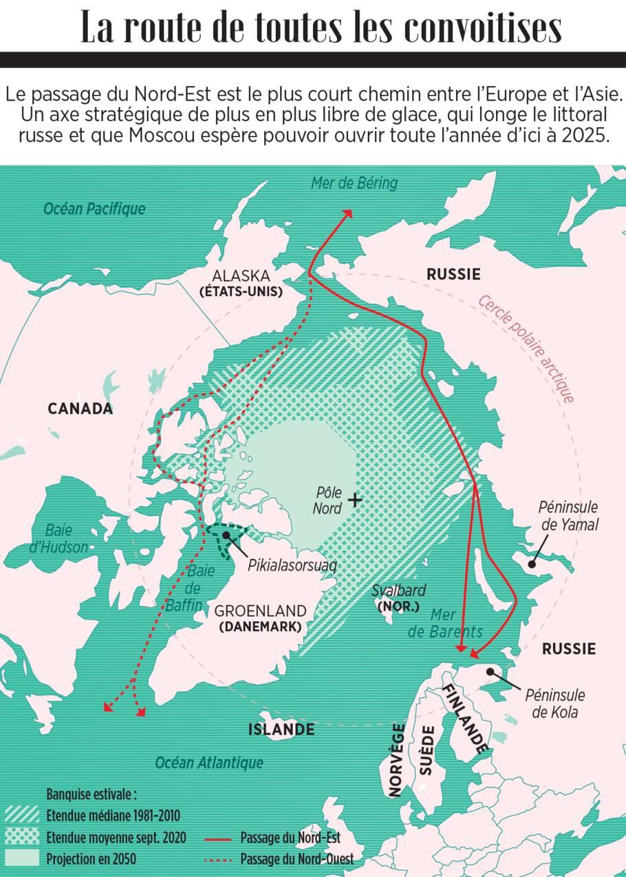 """Mikaa Mered : """"En Arctique, la nouvelle génération ne veut plus sacrifier la nature pour développer l'économie"""""""
