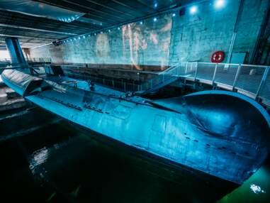 Saint-Nazaire : visite à bord du sous-marin Espadon entièrement restauré