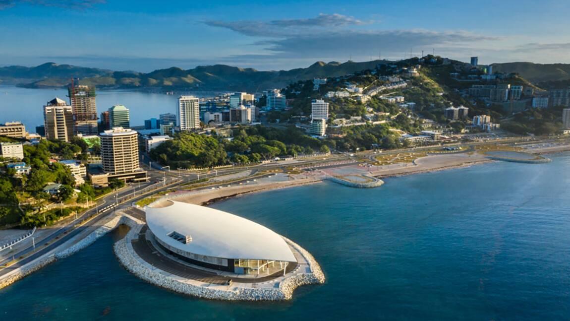 Papouasie-Nouvelle-Guinée : le nouveau visage de Port-Moresby