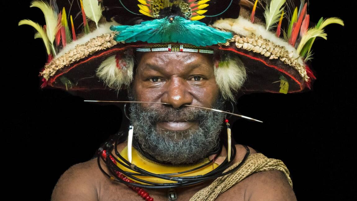 """Mundiya Kepanga, chef papou : """"Il y a une voie entre progrès et préservation de l'environnement"""""""