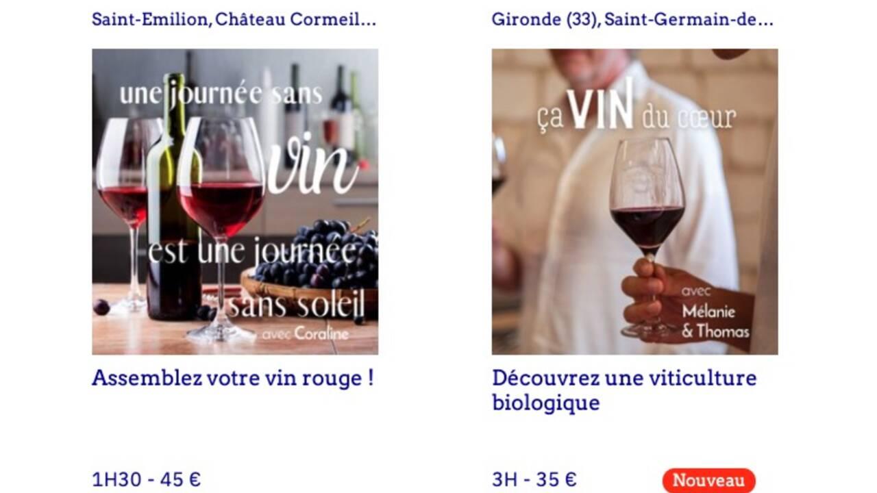 L'Oenotourisme en France en 5 lieux pour les amoureux du vin