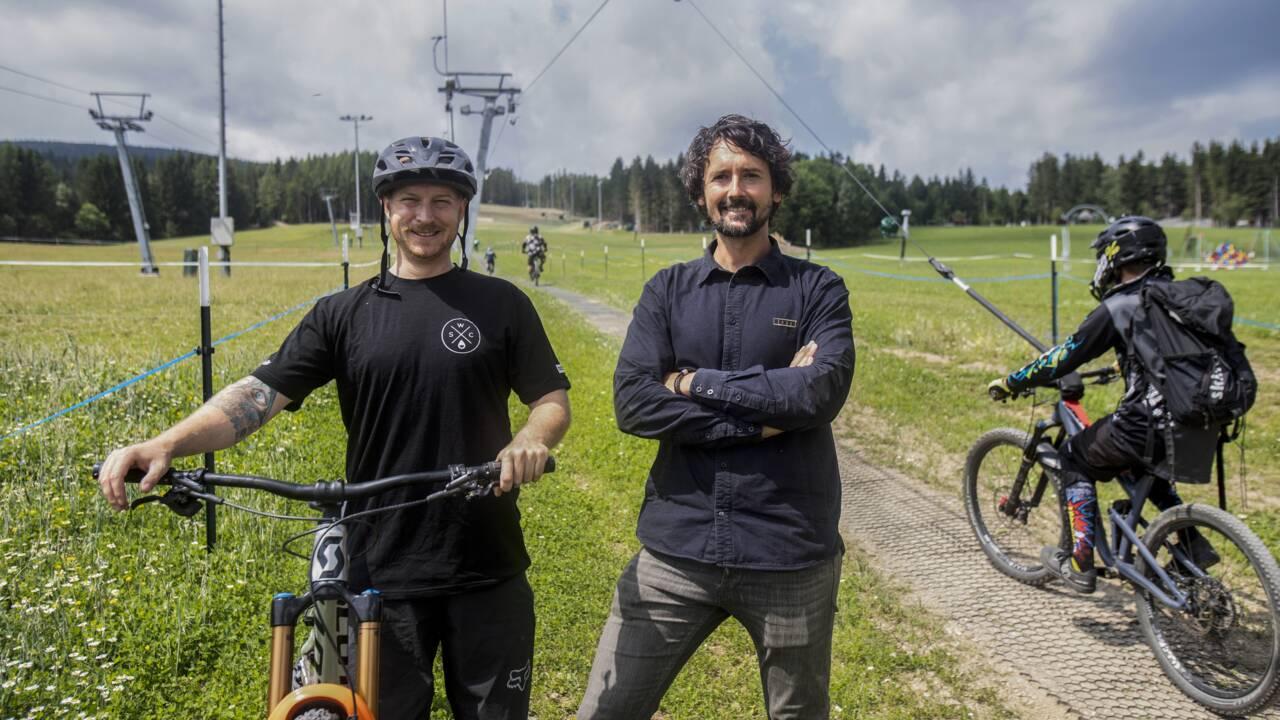 Face au défi climatique, la reconversion d'un village des Alpes autrichiennes