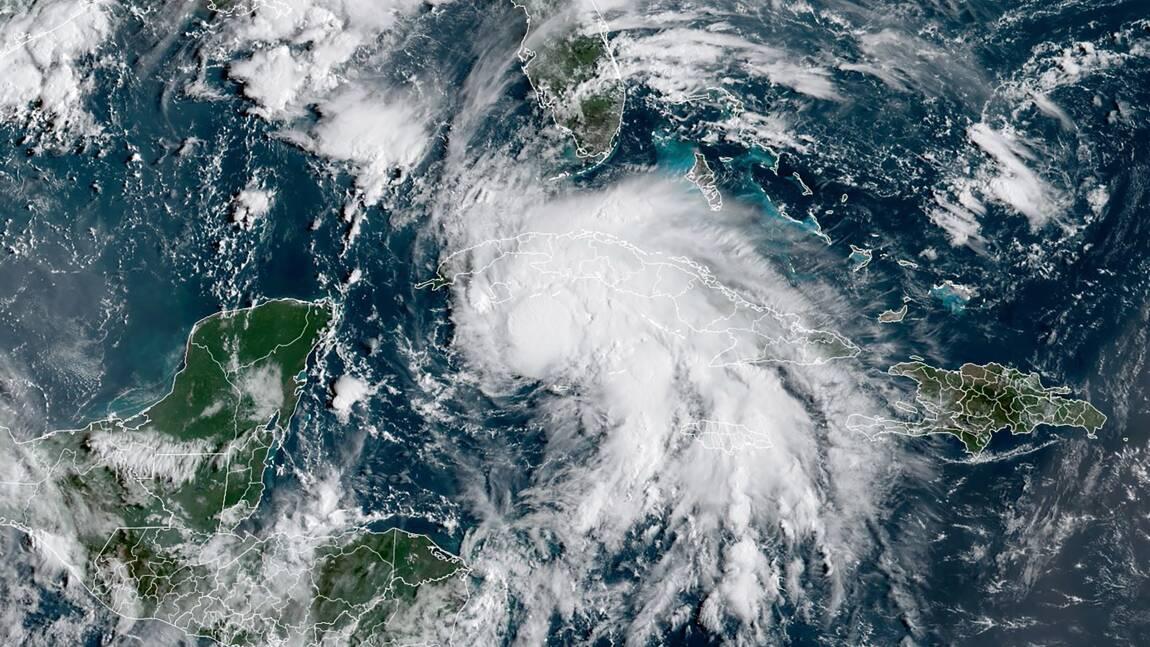 L'ouragan Ida fonce vers les côtes cubaines et américaines