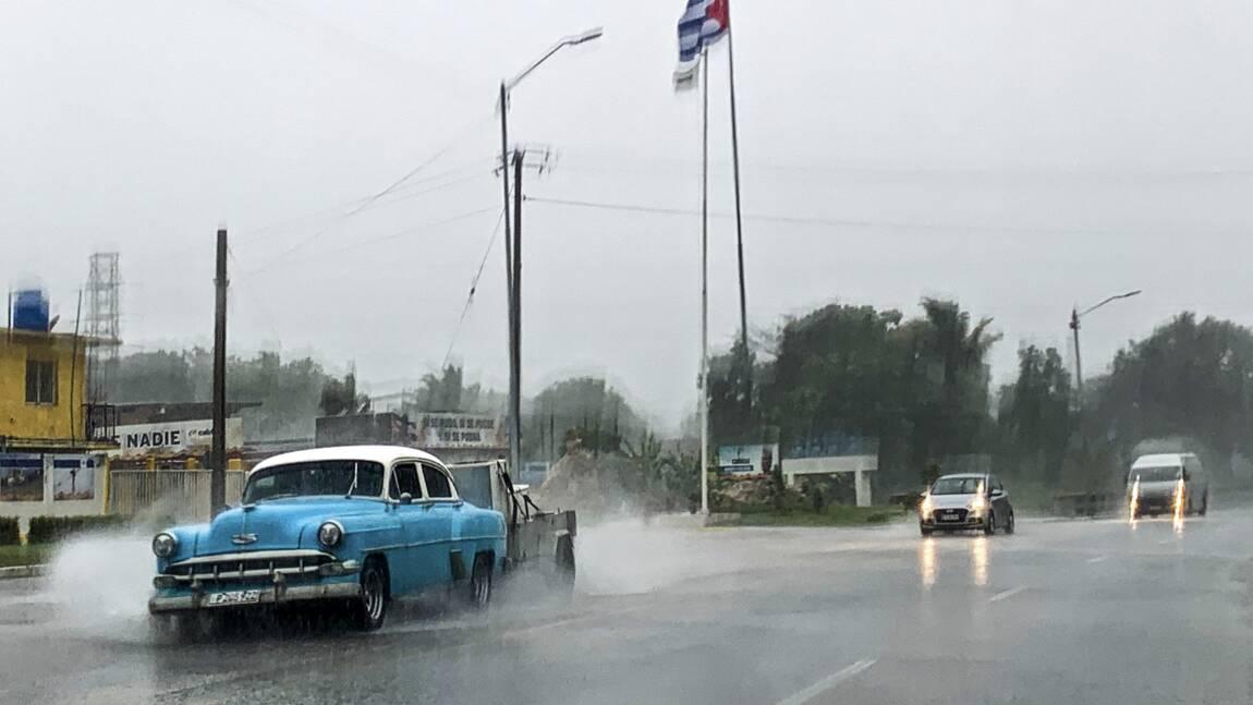 L'ouragan Ida touche terre à Cuba avant d'aller menacer la Louisiane