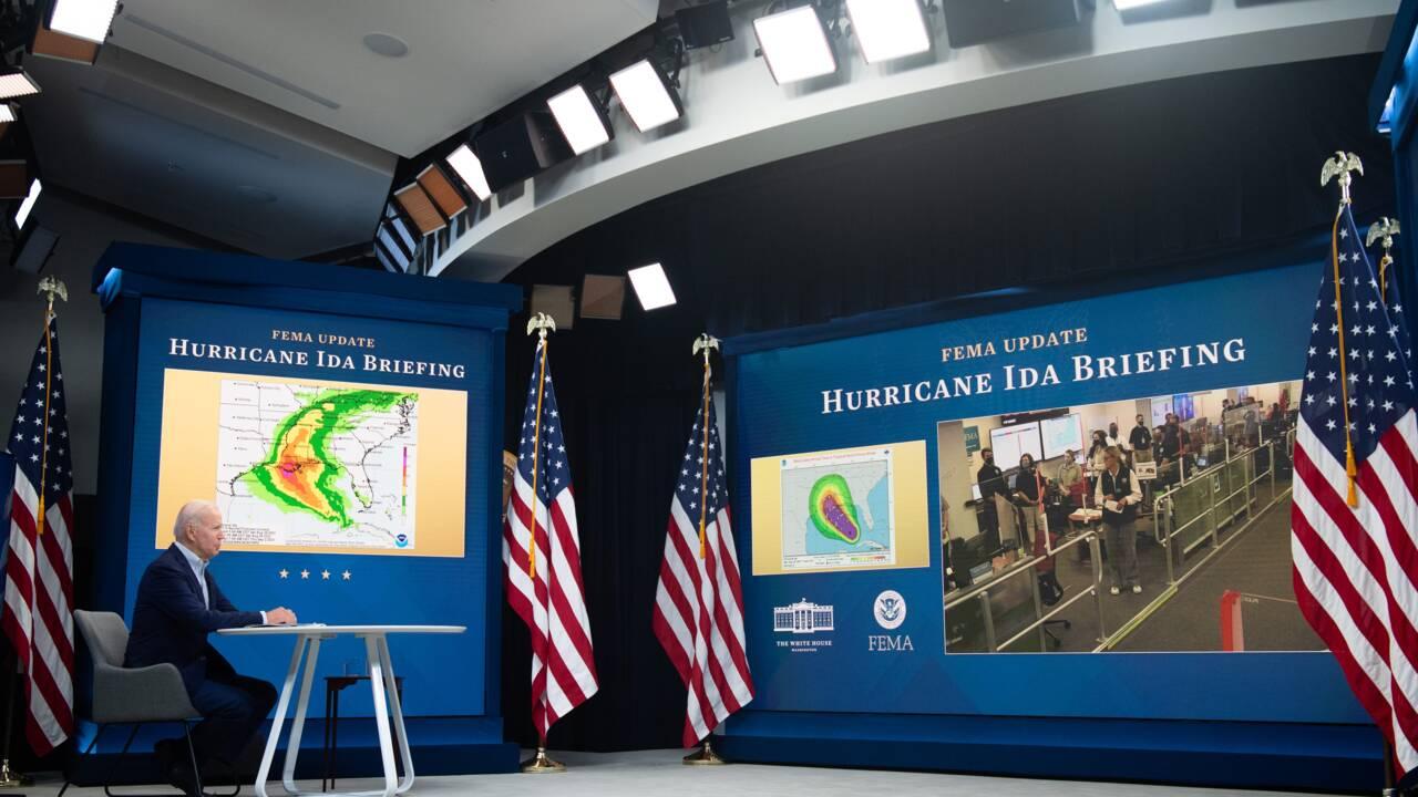 L'ouragan Ida se renforce dangereusement à l'approche de la Louisiane