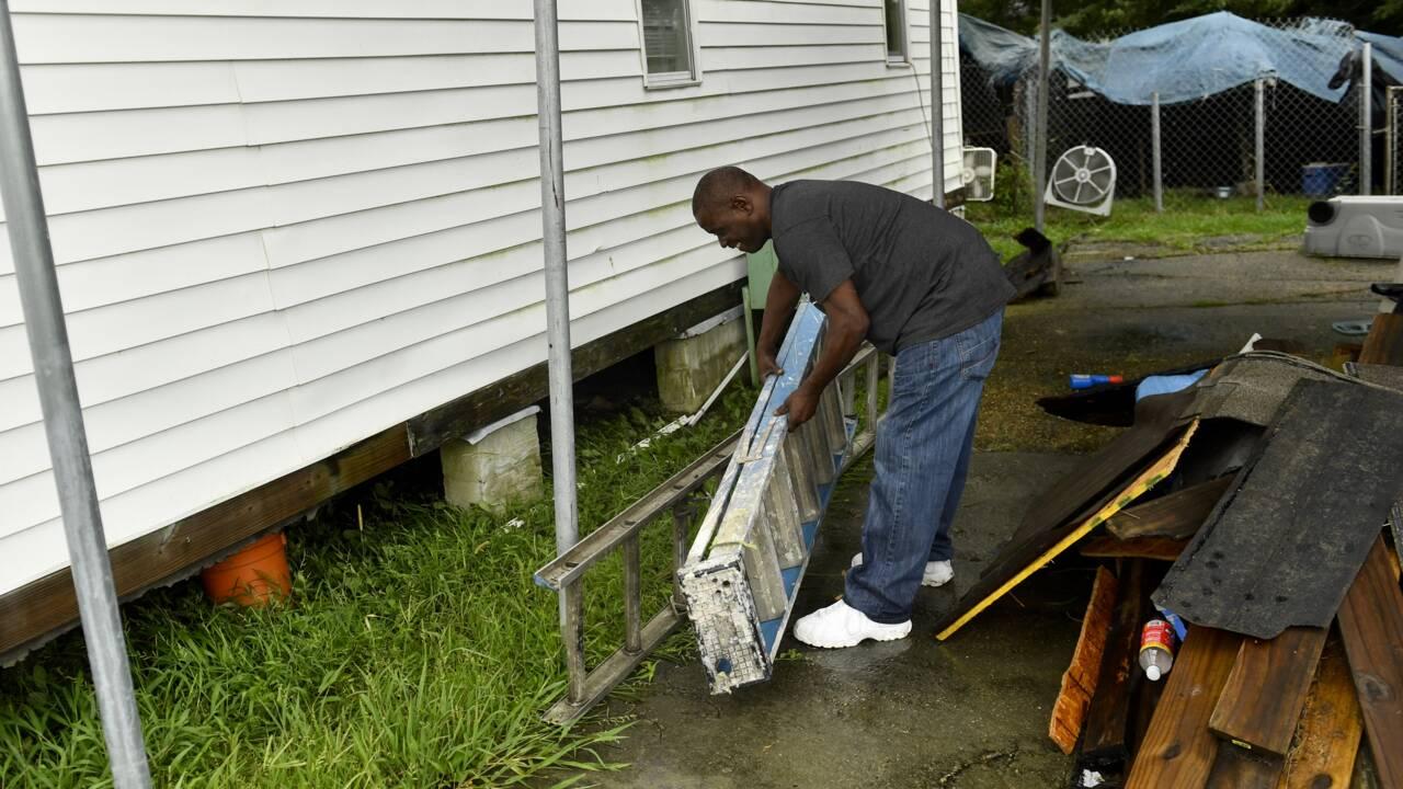 A la Nouvelle-Orléans, l'ouragan Ida ravive le traumatisme de Katrina