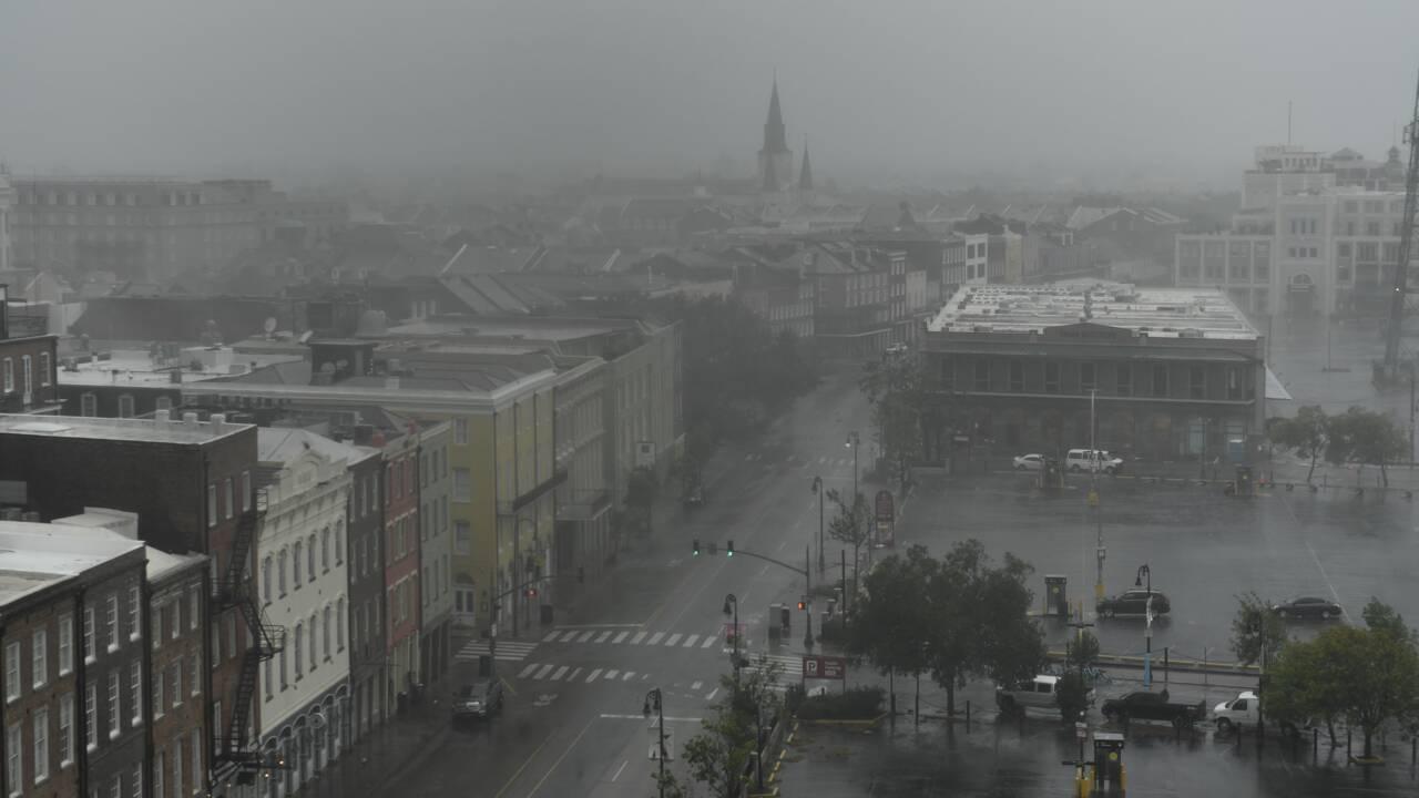 L'ouragan Ida plonge La Nouvelle-Orléans dans le noir