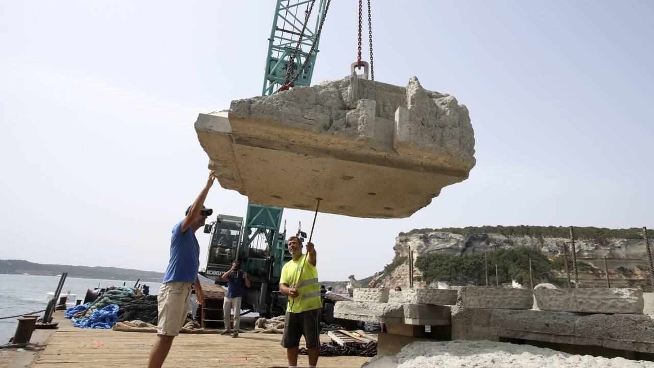 En Corse, préserver la fragile posidonie face aux grands yachts