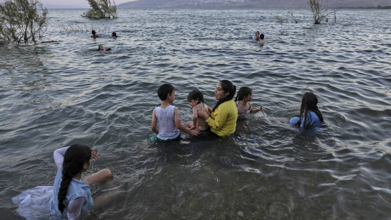 Changement climatique: la pénurie d'eau rapproche Israël et la Jordanie