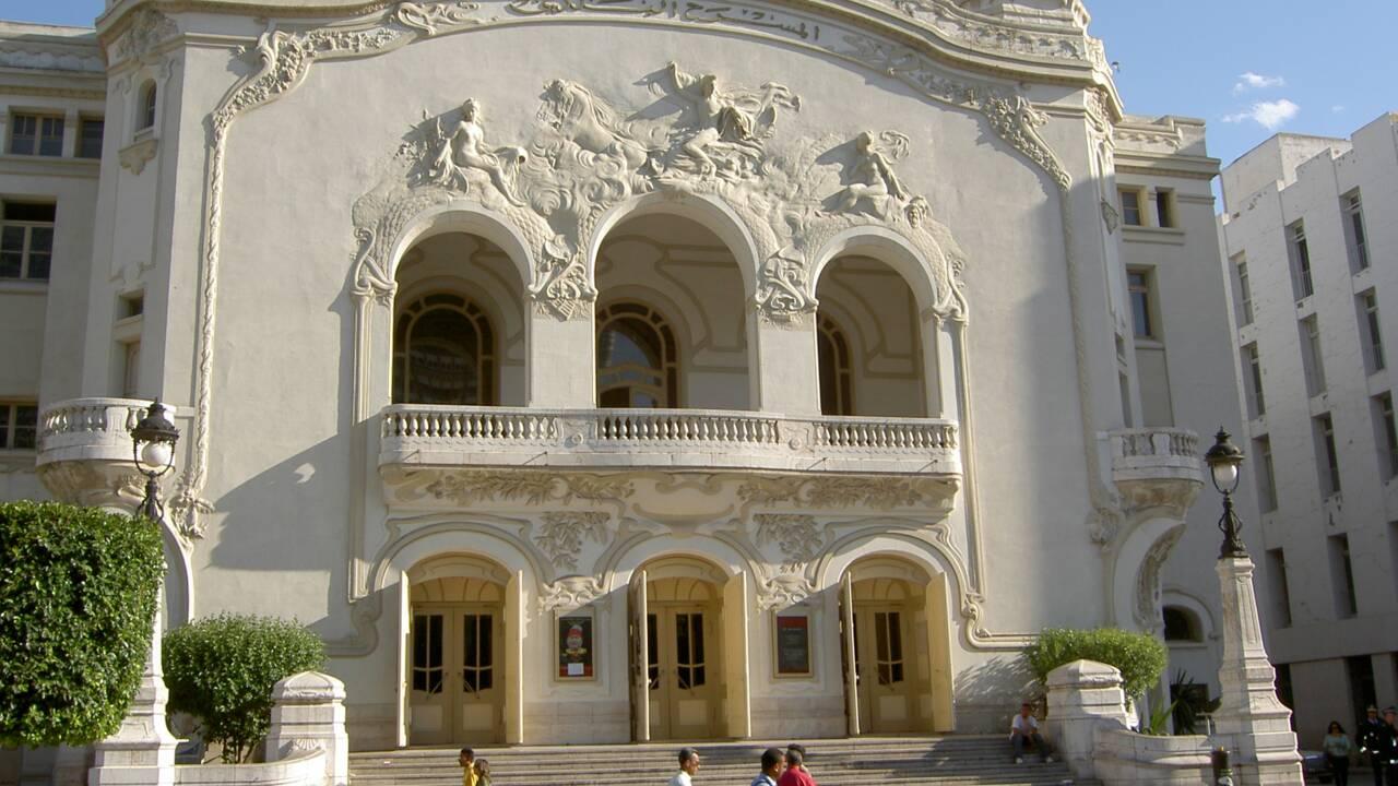 A Tunis, les immeubles Art déco du centre-ville à l'européenne menacés de disparition