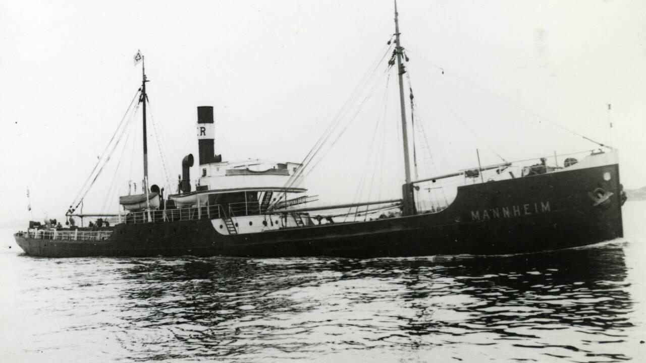 Des plongeurs vont explorer l'épave d'un navire allemand disparu depuis 80 ans en mer Baltique