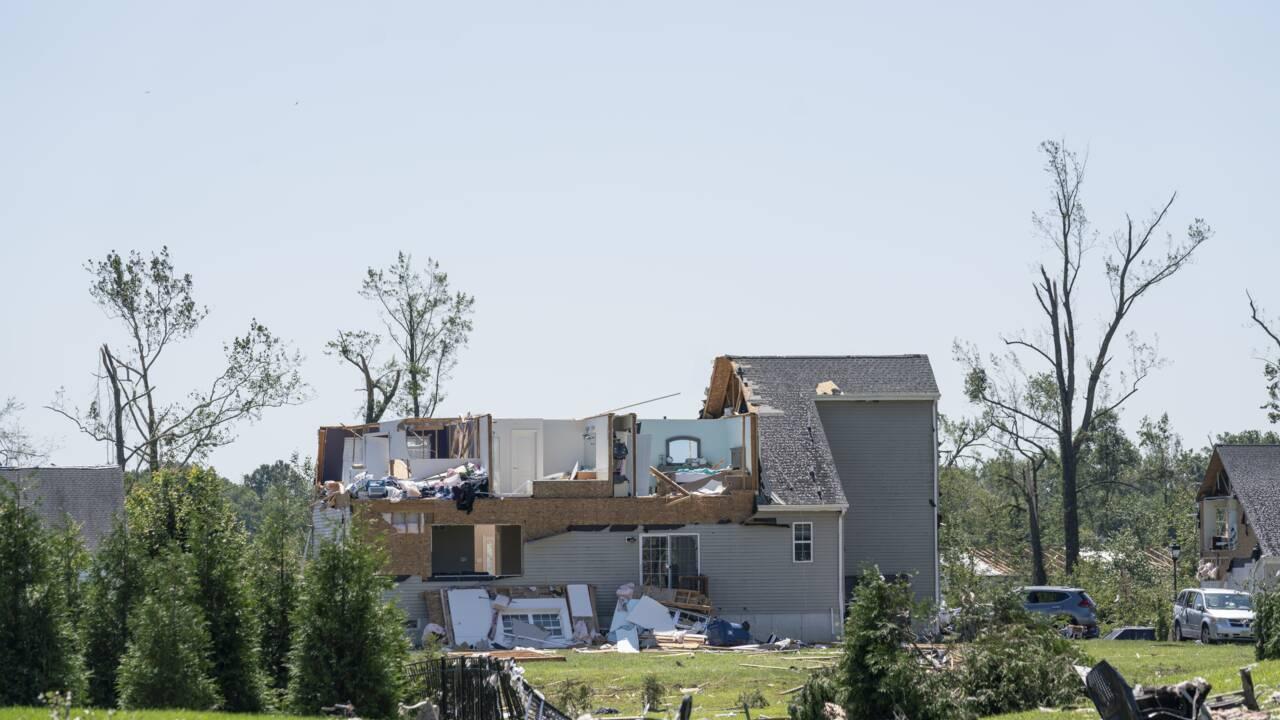 La tempête Ida sème le chaos aux Etats-Unis, au moins 44 morts à New York et aux alentours