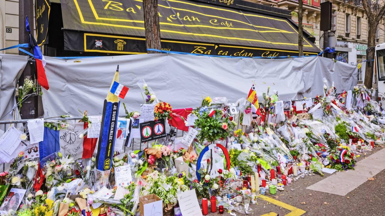 Les attentats du 13-Novembre comme sujets d'histoire et comme archives