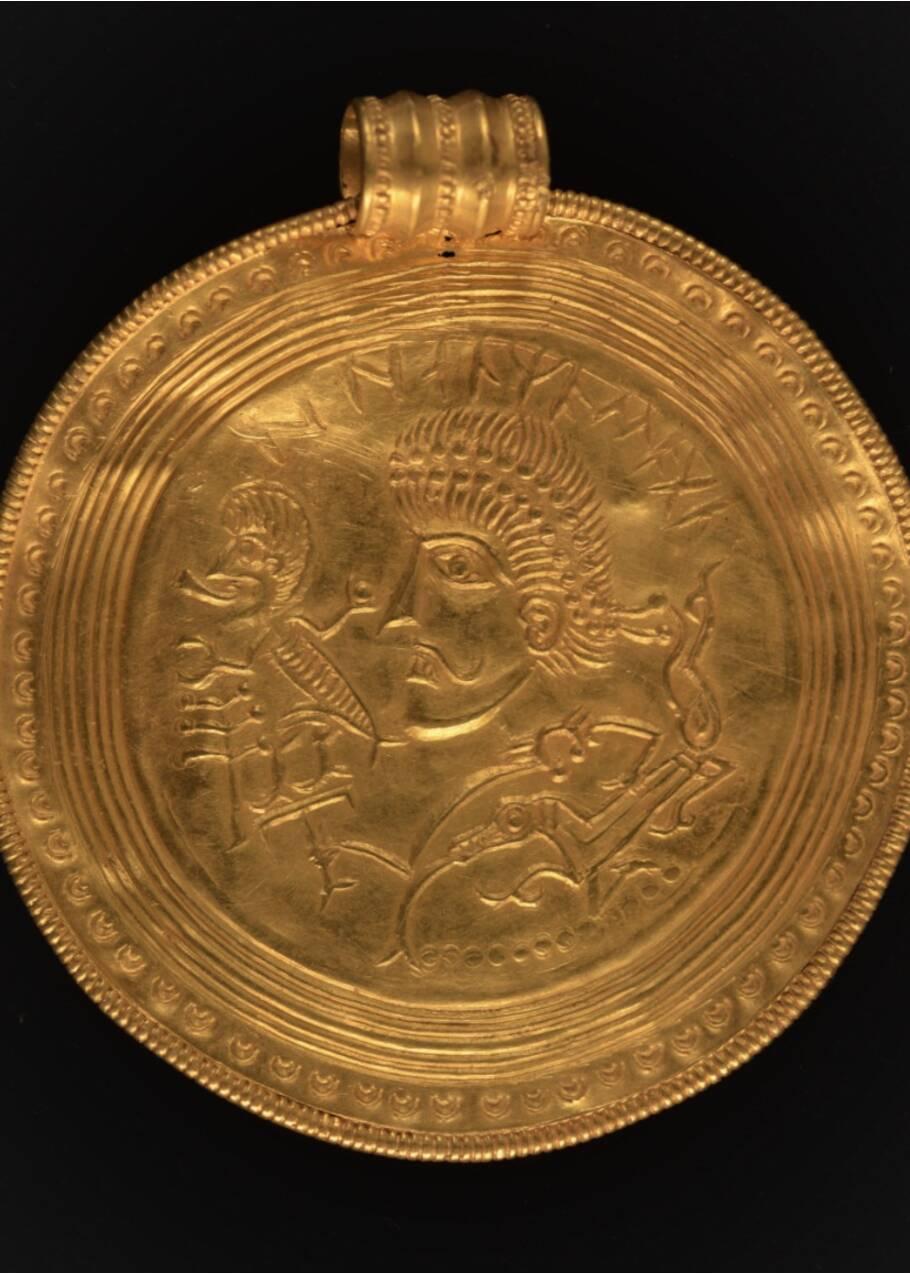 Danemark : un trésor pré-Viking d'objets en or retrouvé par un archéologue amateur