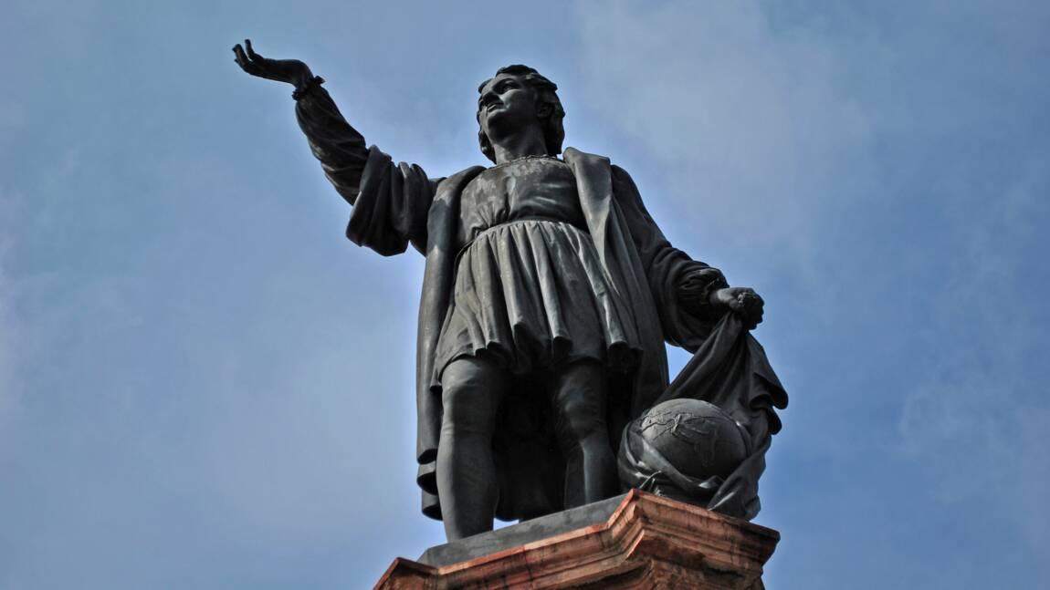 A Mexico, la statue de Christophe Colomb va être remplacée par celle d'une femme indigène