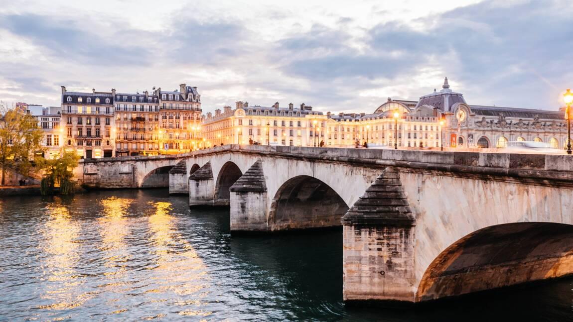 Une plongée sous les ponts de Paris avec ceux qui s'occupent de leur sécurité