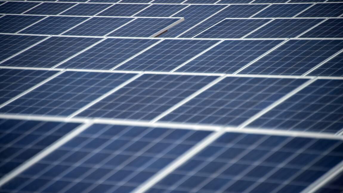 Stellantis Sochaux contruit l'une des plus grandes centrales solaires en ombrières de France