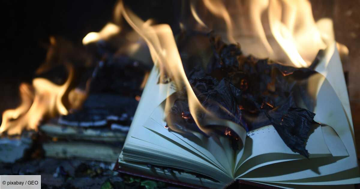 Canada : des écoles brûlent 5 000 livres jugés stigmatisants envers les  autochtones et créent la polémique - Geo.fr
