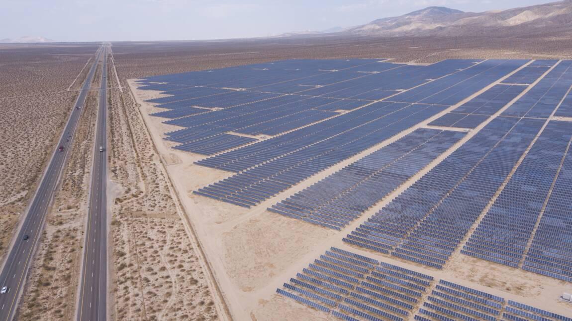 L'administration Biden mise gros sur l'énergie solaire aux Etats-Unis