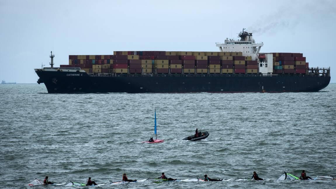 Le Royaume-Uni veut réduire à zéro les émissions du transport maritime mondial d'ici 2050