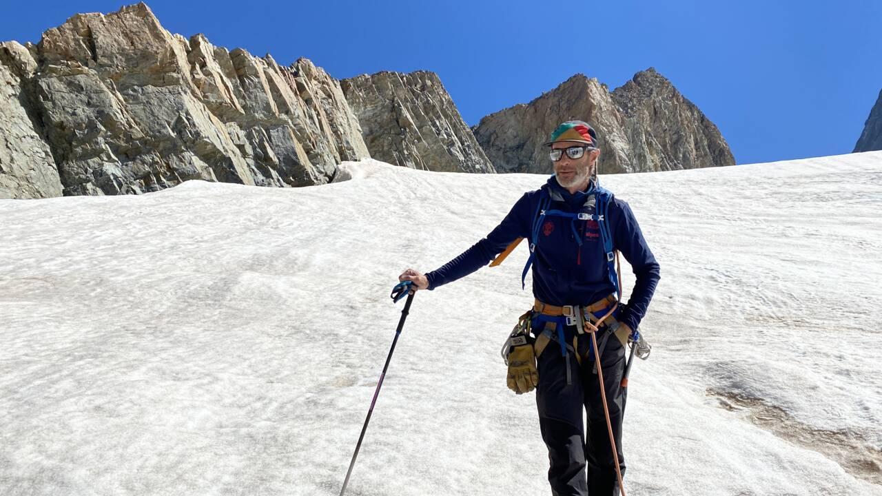 """Changement climatique : """"Oui, l'alpinisme a de l'avenir"""""""