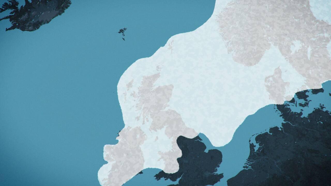 Il y a 20000 ans, cette ville écossaise était recouverte d'un immense mur de glace