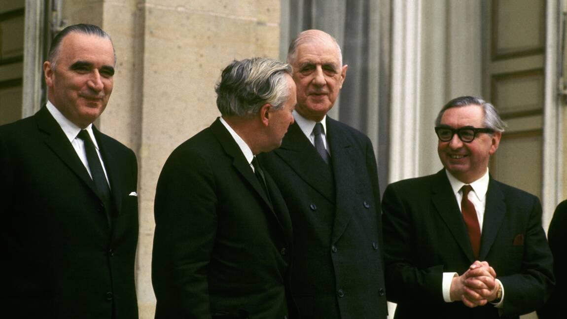 """""""L'Enigme Pompidou-de Gaulle"""" : le Général et l'héritier"""