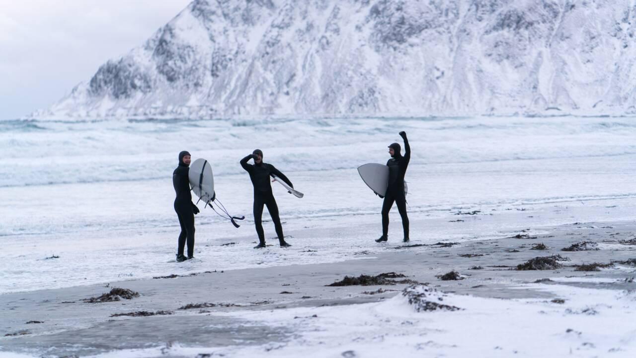 5 spots de surf insoupçonnés dans le monde