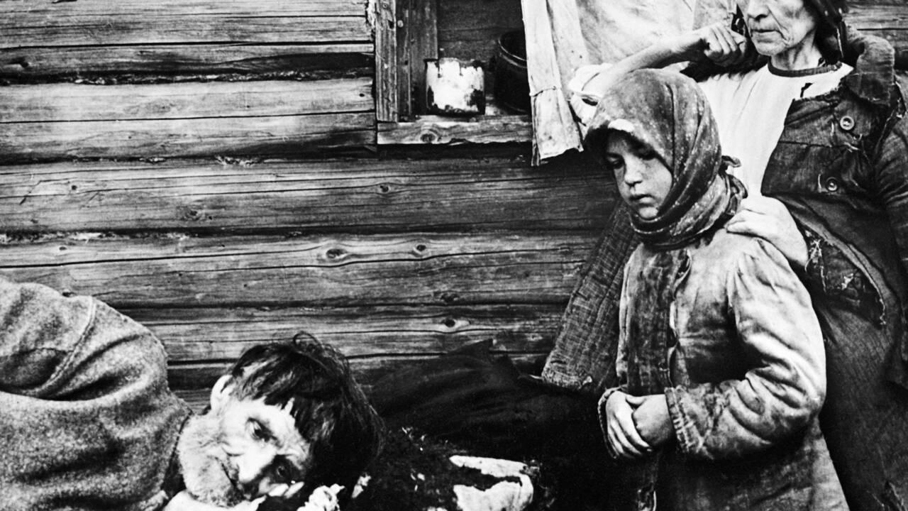 """""""Holodomor"""" : l'extermination par la faim en Ukraine"""