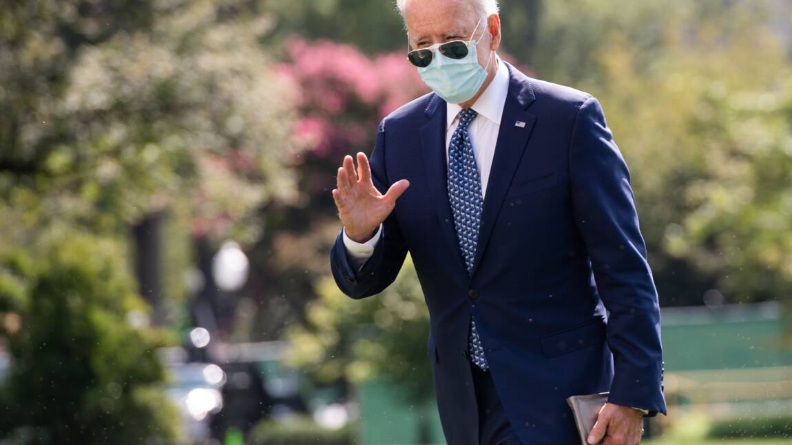 """Changement climatique: Biden devrait annoncer de """"bonnes nouvelles"""" à l'ONU"""