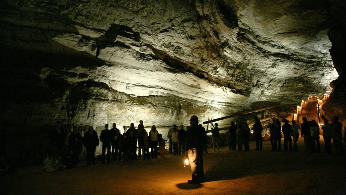 Etats-Unis : la plus longue grotte du monde est encore plus grande que ce que l'on pensait