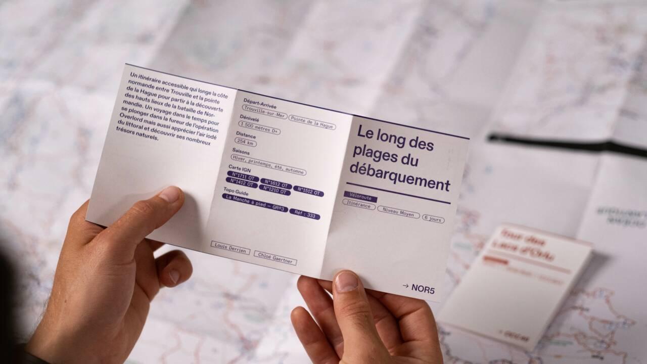 Recto Verso, l'ingénieuse carte-méthode qui vous aide à organiser votre prochaine aventure en France