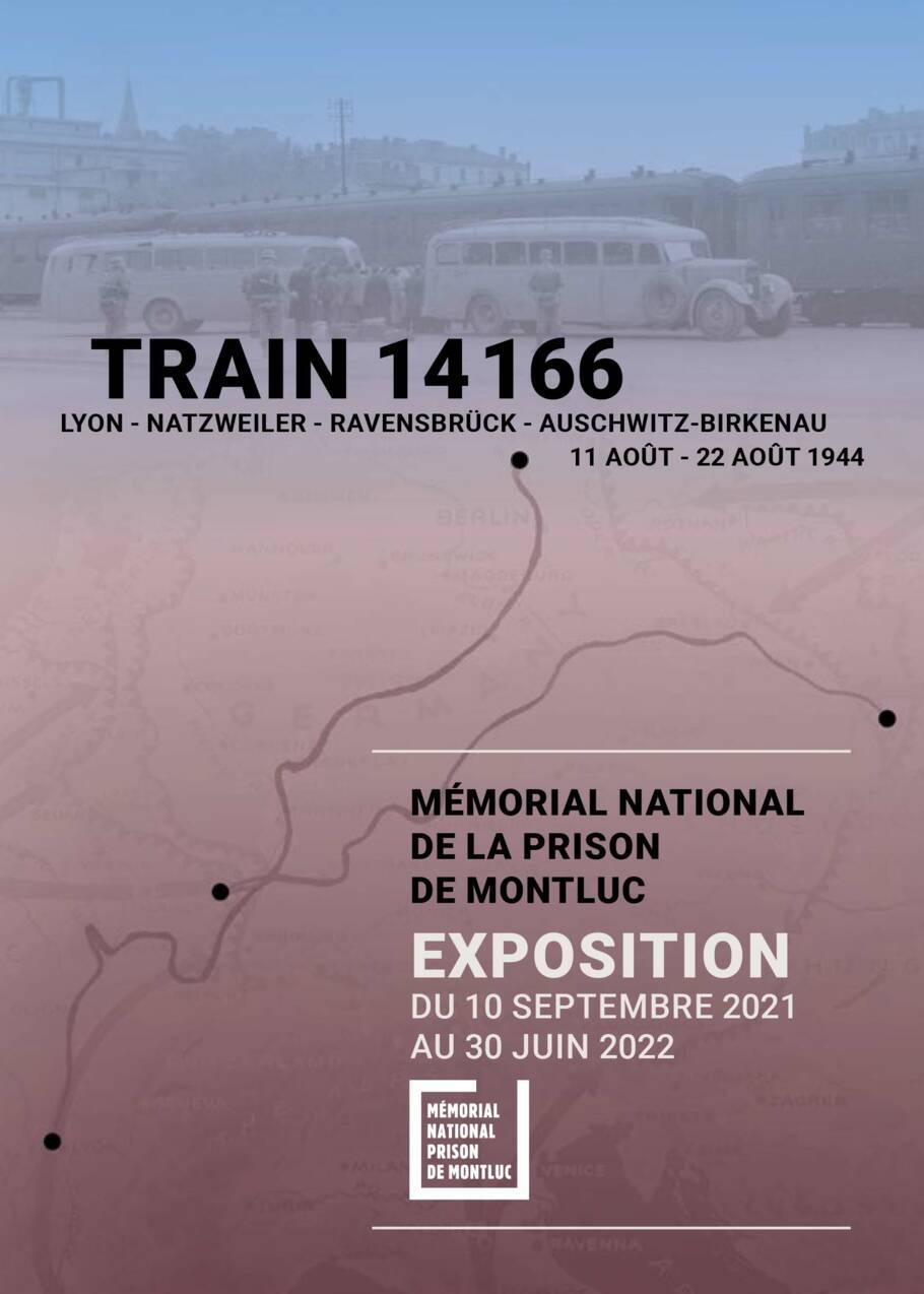 Train 14166: à Lyon, une exposition revient sur le convoi mortel du 11 août 1944