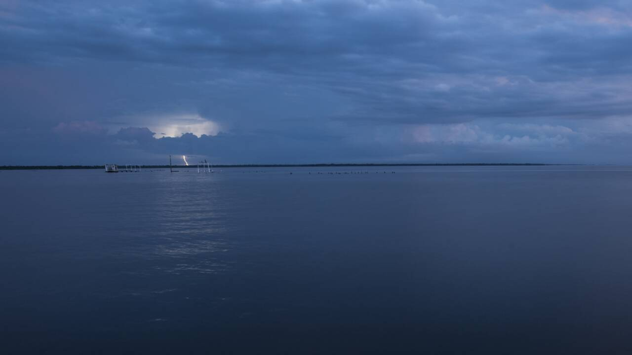 Venezuela : Catatumbo, la capitale mondiale des éclairs