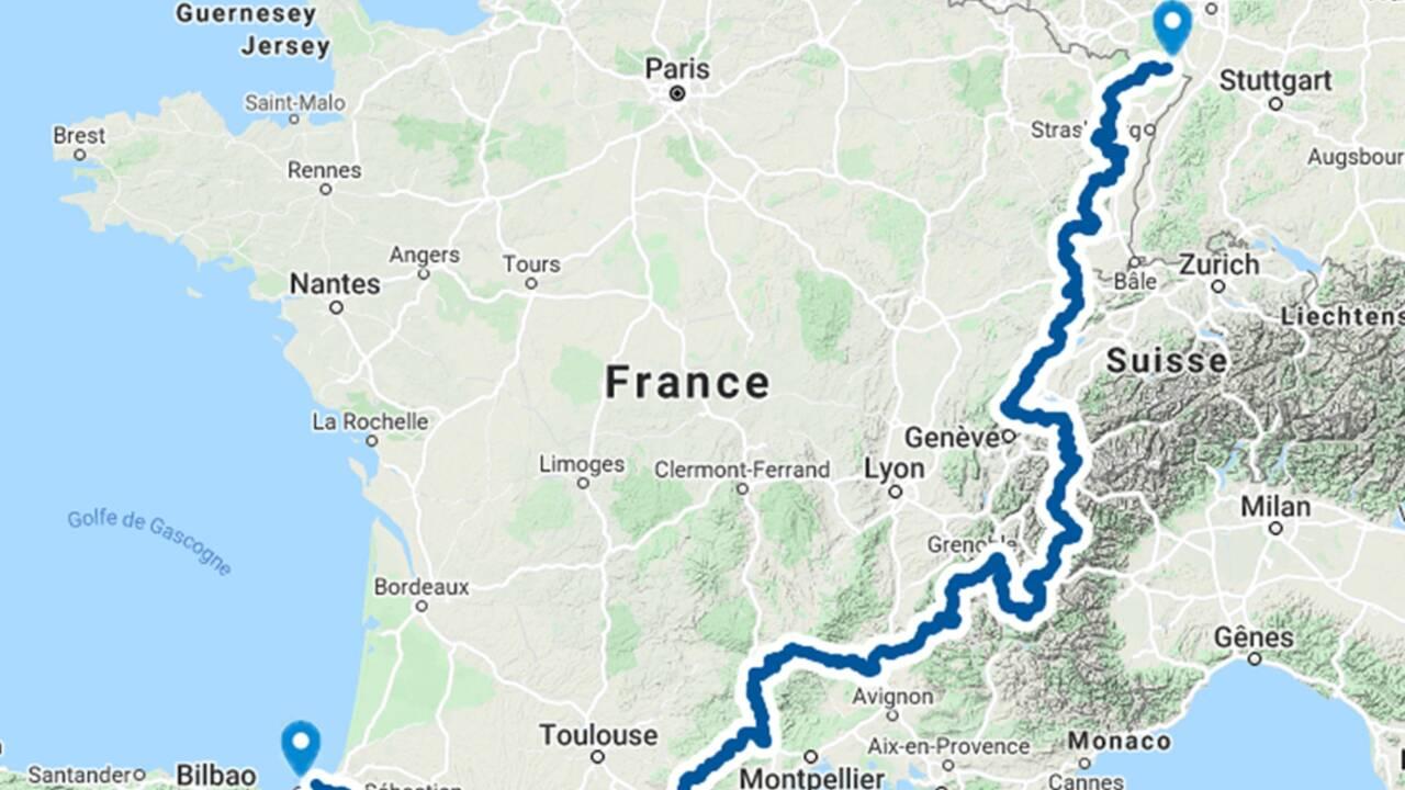 Hexatrek : la plus grande randonnée de France en 5 chiffres