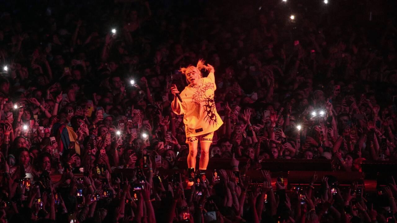 De New-York à Paris, de Billie Eilish à Elton John, des concerts pour la planète