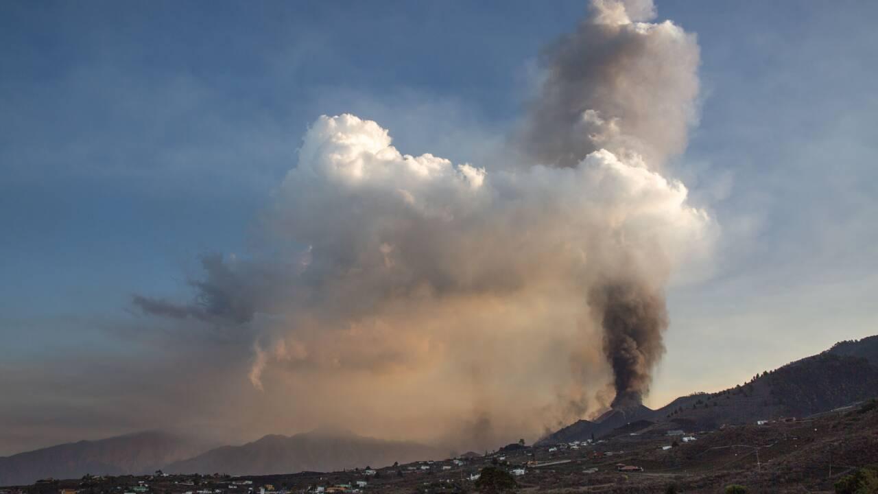 Eruption volcanique aux Canaries : l'aéroport de Palma contraint de se mettre à l'arrêt