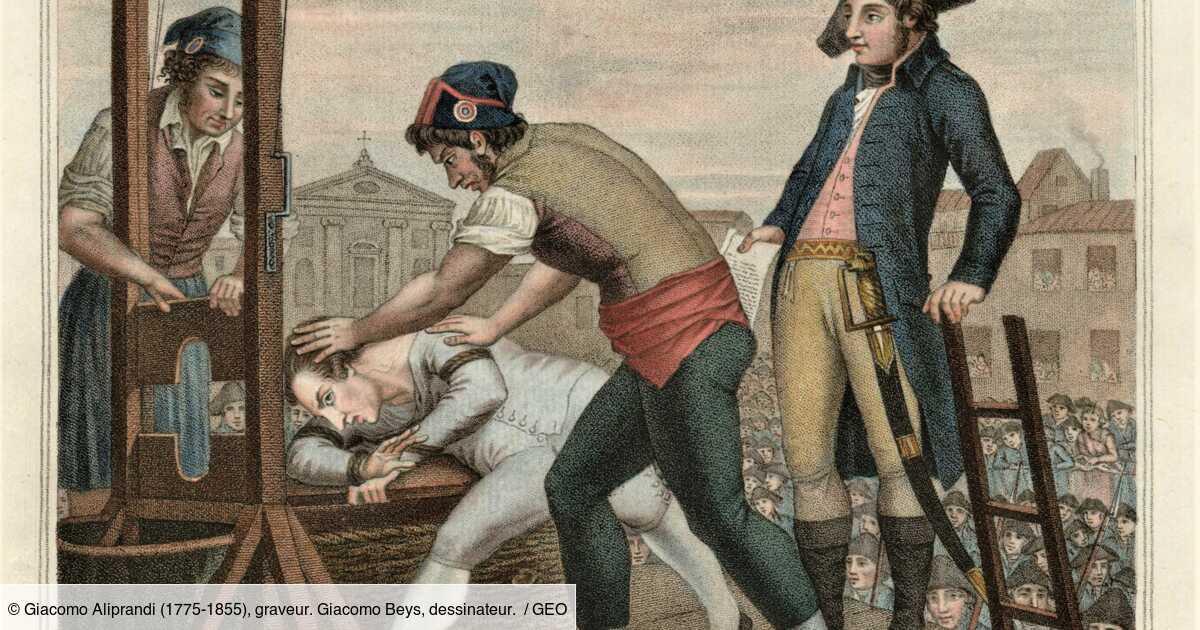 Peine de mort : 5 informations sur son application en France