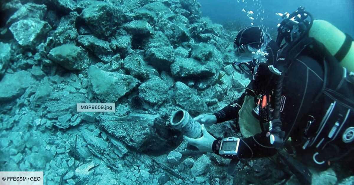Archéologie sous-marine : les épaves livrent leurs secrets