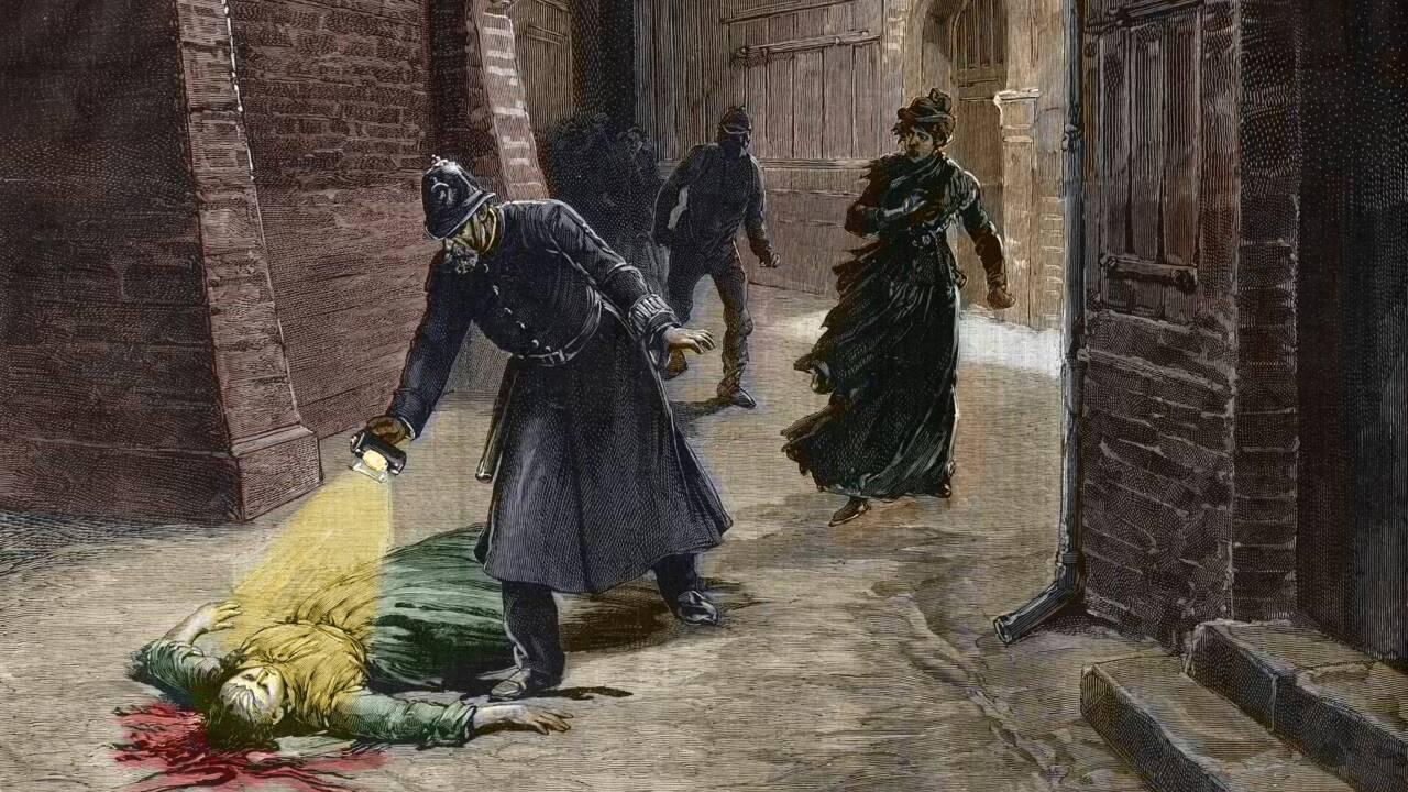 Les meurtres de Jack l'Eventreur racontés par la presse de l'époque