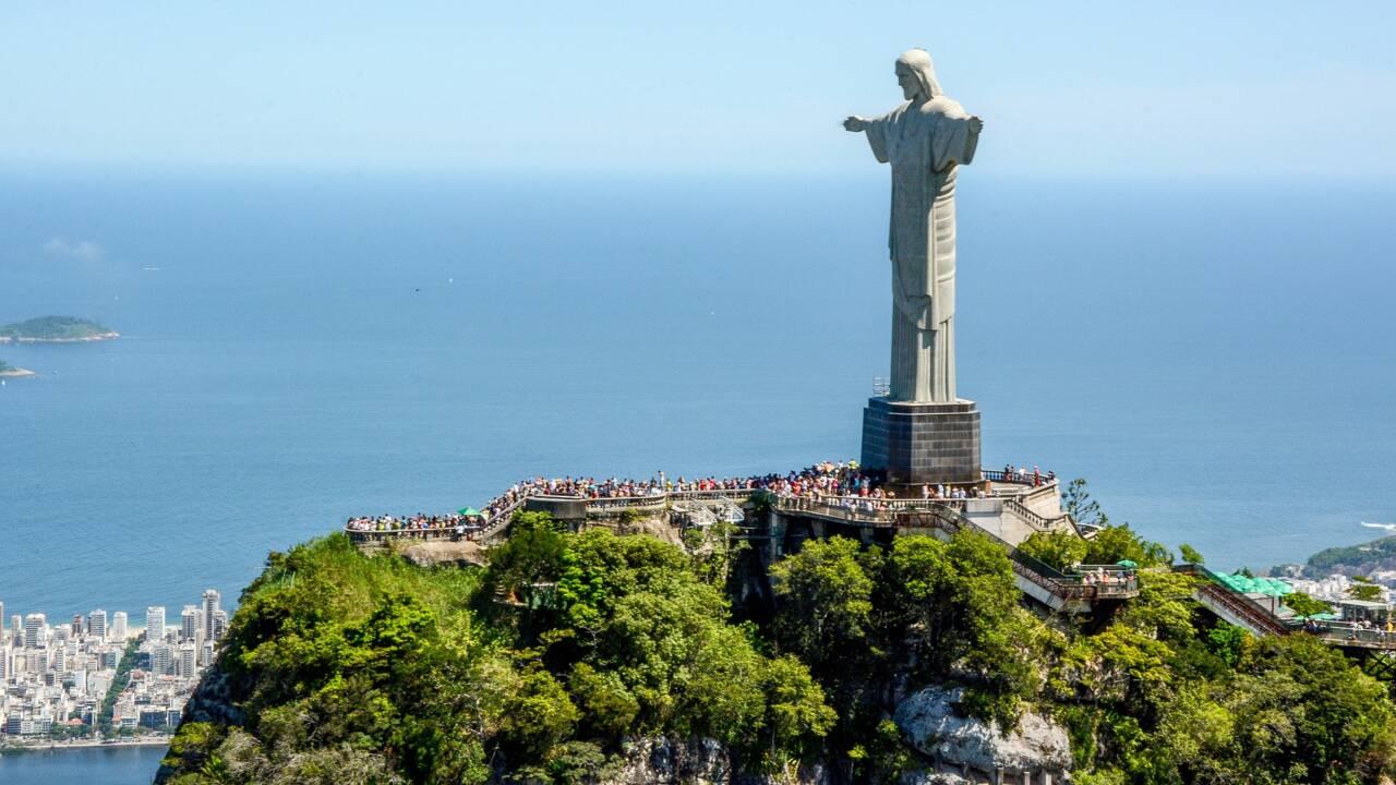 L'histoire de la statue du Christ Rédempteur de Rio