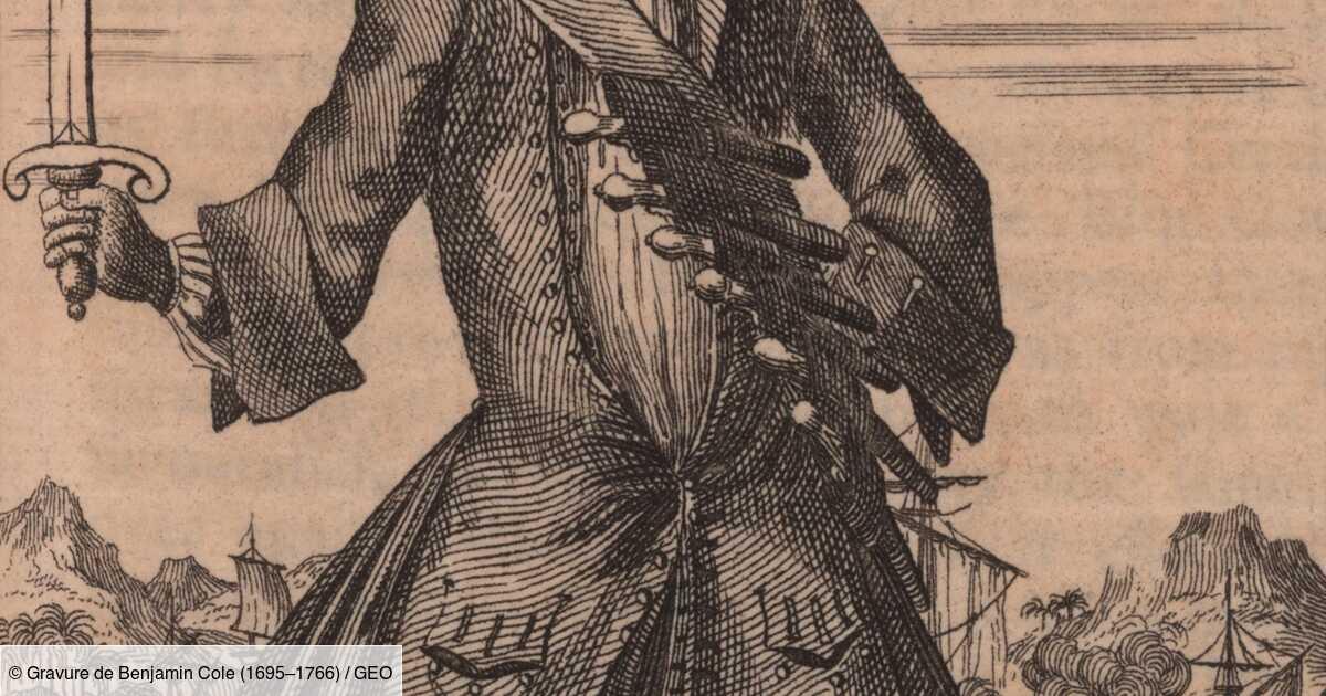 La véritable histoire de Barbe noire, pirate légendaire