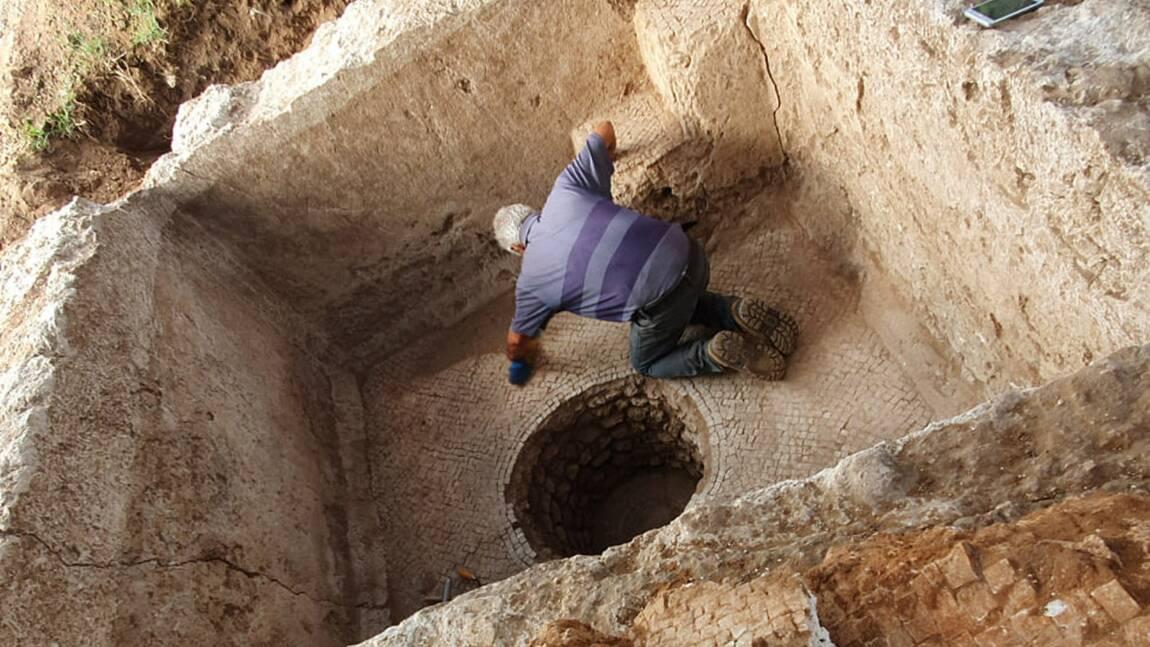 Découverte en Israël d'un gigantesque site de production de vins datant de 1.500 ans